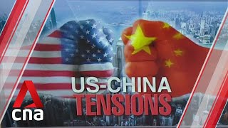 US-China tensions continue to flare