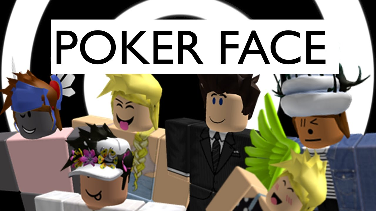 poker face roblox id