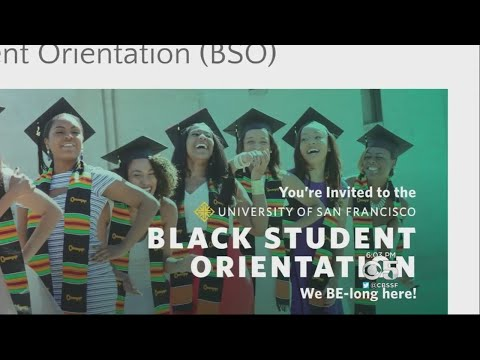 University of San Francisco Holds First Black Student Orientation