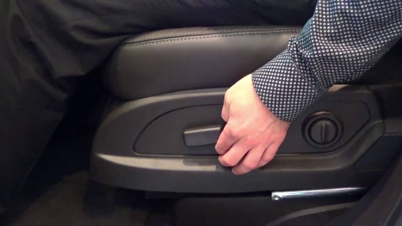 Buick Enclave Memory Seats Operation Youtube Removing Battery