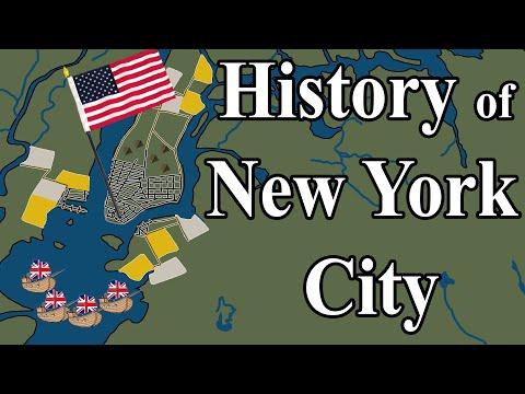 History of New York City - YouTube
