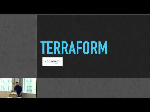 Terraform W/ Lee Trout