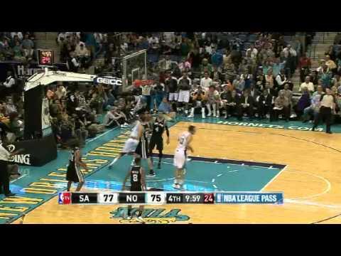 New Orleans Hornets & San Antonio Spurs / 31.10.2012 / Highlights