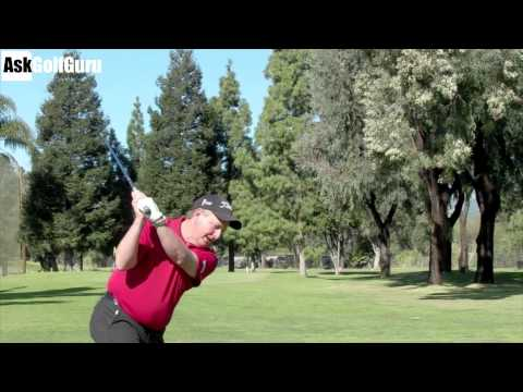 how to clear hips on downswing