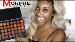 Is the Morphe 3502 Palette Worth the Hype? | Jackie Aina thumbnail