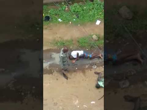 Cameroon: Police Brutalization of University Students in Buea, South West region of Cameroon