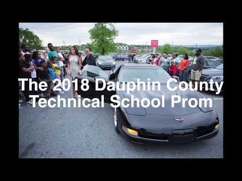 Scenes from the 2018 Dauphin County Technical School prom