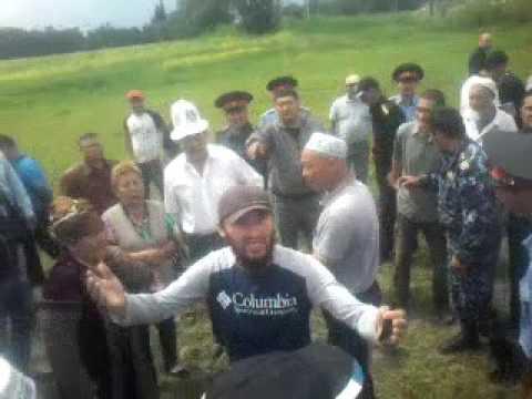 Кыргызы наказание дунганов