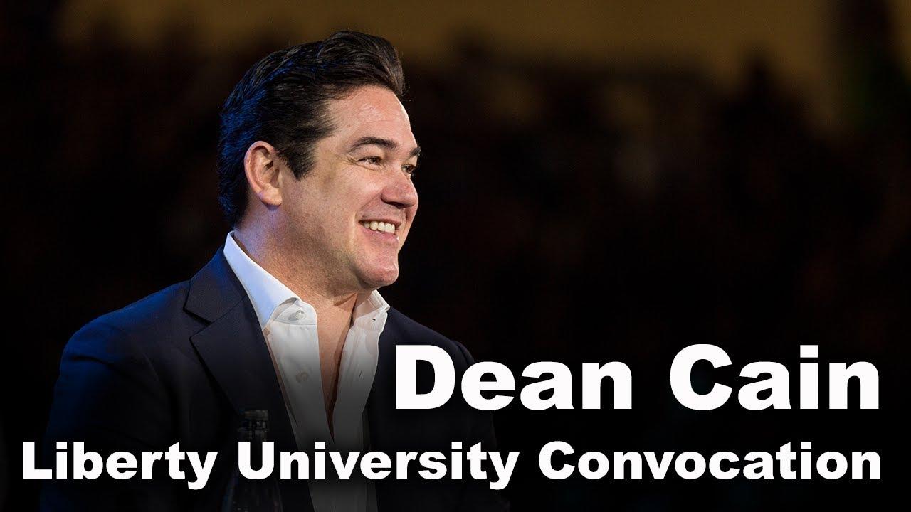 Dean Cain - Liberty University Convocation