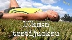 10km testijuoksu Viikko 31 -  (Jakso 28/2019)