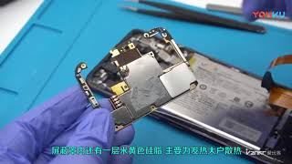 Vivo NEX Disassembly | Tear Down | How to open Vivo NEX - Pop-up Camera Mechanism