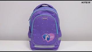 Обзор рюкзака в школу ???? #Kite #Education модель 724 коллекции 2019