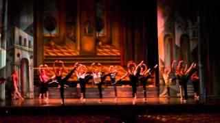 Урок классического танца (Адажио)