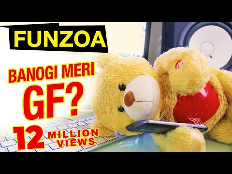 KYA BANOGI MERI GF? Funny Propose Day Song For Boys | BF GF Funny Funzoa Videos