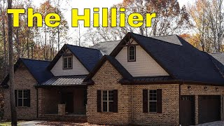 The Hillier Plan Walkthrough/ Mike Palmer Homes Inc. Denver Nc Home Builder