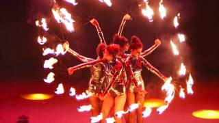 Gambar cover Fire Nation Dance & Performance