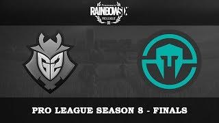 G2 vs IMT - Map1 @Consulate | Rainbow6 VODs | Pro League Season 8 - Finals (17.11.2018)