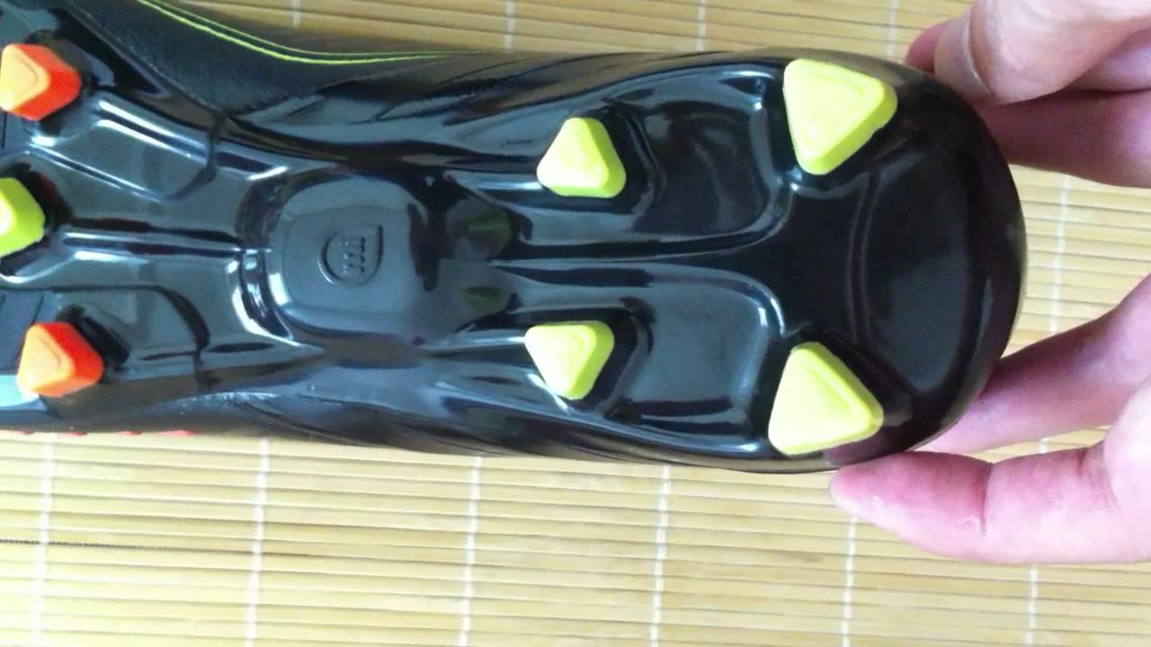 87df746b59a0 Adidas Predator LZ TRX FG SL Boots - Black Electricity Infrared.MOV ...