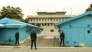 Новый виток напряженности на границе между двумя Кореями