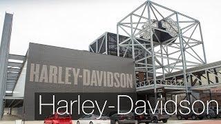 Музей мотоциклов Harley-Davidson(Музей мотоциклов Harley-Davidson. Мотоциклы Харли Дэвидсон - это один из символов США. Смотрите наш видеорепортаж...., 2014-05-21T03:04:02.000Z)