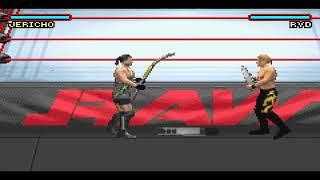 WWE Road To Wrestlemania X8 (GBA) - Wrestle Gamedom