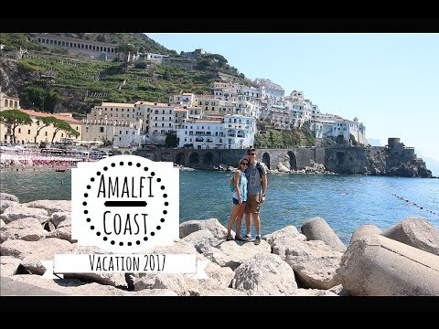 Vacation In Italy | Trip To The Amalfi Coast