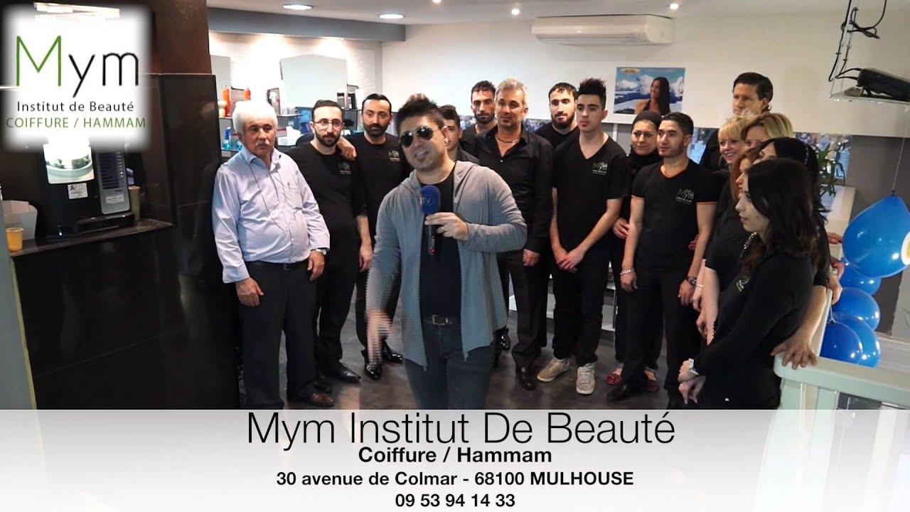 mym institut de beaut coiffure hammam mulhouse france youtube. Black Bedroom Furniture Sets. Home Design Ideas