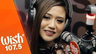 "Download Morissette performs ""Akin Ka Na Lang"" LIVE on Wish 107.5 Bus"