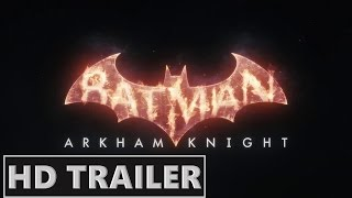 Batman Arkham Knight (HD) - Ace Chemicals Infiltration │Gameplay Trailer │Batman (2015)