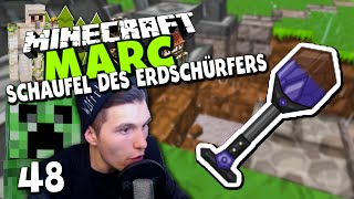 Minecraft MARC #48 ✪ CREEPER SPRENGT DEN ALTAR! & SCHAUFEL DES ERDSCHÜRFERS! | Paluten