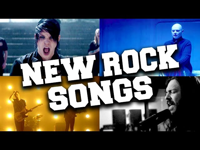 Top 50 New Rock Songs 2018 - July