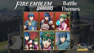 [Music] Fire Emblem Warriors ~ Shadow Dragon Battle Themes