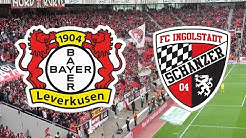 [alt] Bayer 04 Leverkusen - FC Ingolstadt 04 [Saison 2015/2016] | Impressionen