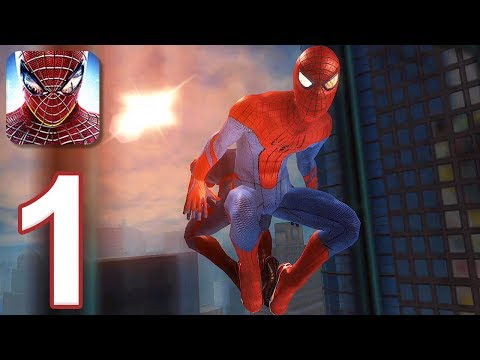 The Amazing Spider-Man - Gameplay Walkthrough Part 1 (iOS, Android)