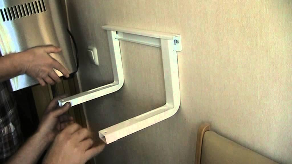 Напольная подставка для микроволновки 184