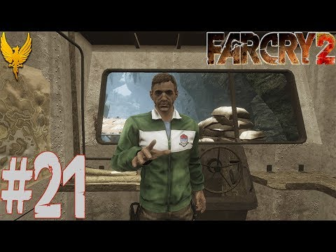 """Kan Play: Far Cry 2 (BLIND) - #21 """"Far from the barge! 🛥"""""""