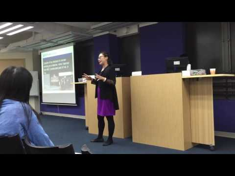 My alumnus sharing at Monash Uni's Master of Counselling program (offshore in Hong Kong; Part II)