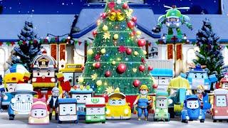 로보카폴리 크리스마스 스페셜 1화 | 로보카폴리 주제가…