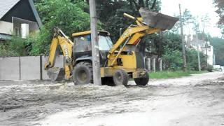 Работы по благоустройству на улице Чехова.  Будсфера(, 2011-07-19T15:25:42.000Z)