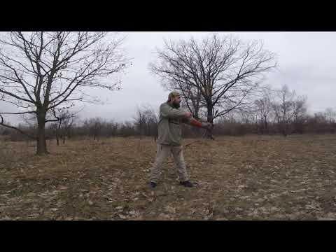 """Венгерский лук """"реплика"""" (часть 1) / Hungarian Bow (part 1)"""