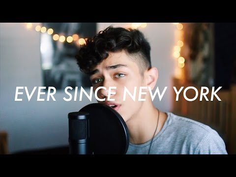 Ever Since New York - Harry Styles (Justice Carradine Cover)