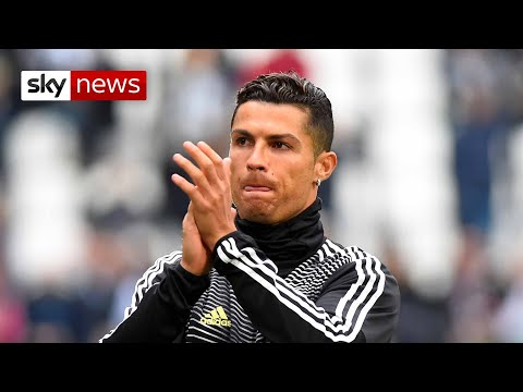 Portugal And Juventus Star Ronaldo Tests Positive For COVID-19