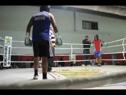 Noche de Boxeo en homenaje a Horacio Alfredo Cabral Parte 1