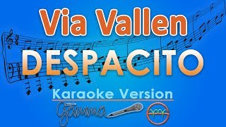 Download Video Via Vallen - Despacito KOPLO (Karaoke Lirik Tanpa Vokal) by GMusic MP3 3GP MP4