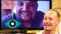 Menowin hat noch mehr abgenommen! Denny ist total stolz auf ihn! | Big Brother | SAT.1