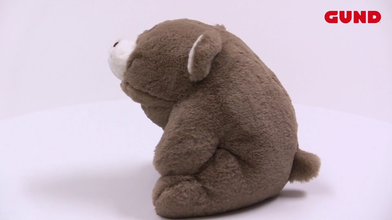 Taupe New Gund Snuffles