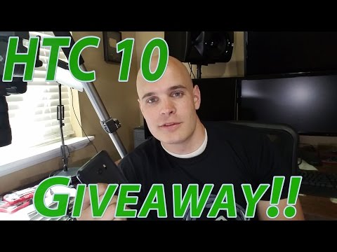 HTC 10 Giveaway! + FREE Power Of Video Conference Tickets
