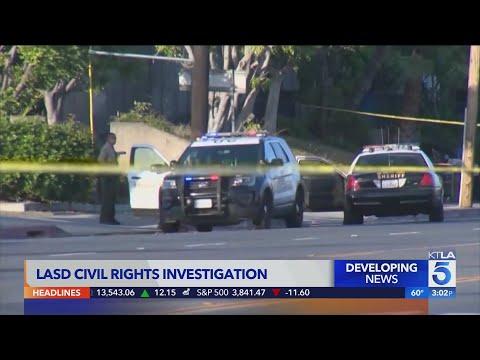 California DOJ opens civil rights probe into L.A. Sheriff's Department - KTLA 5