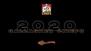 2020 Gallagher Chiefs Squad Announcement