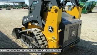 2016 John Deere 317G Minier, Springfield, Bloomington, and Peoria, IL 42633